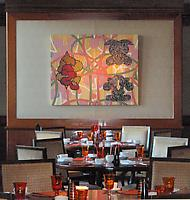Charles Burwell featured at the Fountain Restaurant, Four Seasons Hotel, Philadelphia