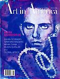 """Weaver, A.M. """"Charles Burwell"""", Art in America, 3/29/11."""