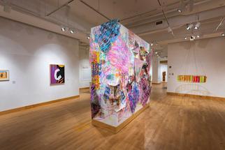 Tim McFarlane is featured on Artblog