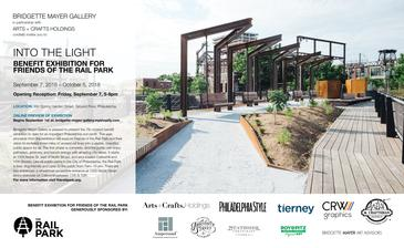 Benefit Exhibition for the Friends of the Rail Park