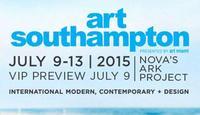 Bridgette Mayer Gallery to exhibit at Art Southampton 2015
