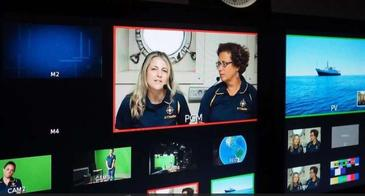 Rebecca Rutstein interviewed by Newsworks about her Nautilus expedition