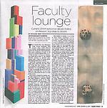 "Reep, Richard. ""Faculty Lounge,"" Orlando Weekly, 04/30/14."