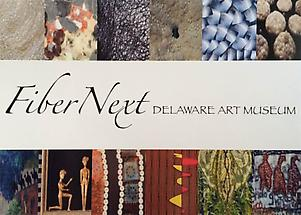 "Shelley Spector, ""Fiber Next"" at Delaware Art Museum"