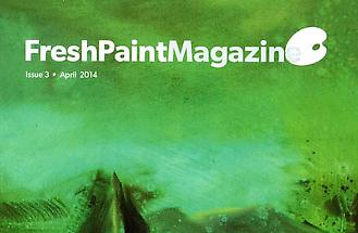 Bridgette Mayer interview with Fresh Paint Magazine