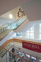 The Alter Hall Art Collection at Temple University's Fox School of Business