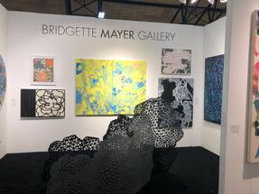 Bridgette Mayer featured in WHYY article about the Philadelphia Fine Art Fair