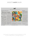 "Donohoe, Victoria. ""Neil Anderson paintings..."", The Phila Inquirer, 5/18/12."