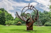 Dina Wind Unveiled At Grounds For Scultpure