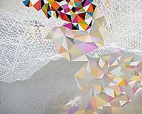 Rebecca Rutstein: Zero Gravity at Sylvia White Gallery, Ventura, CA