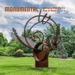 MONUMENTAL: Enlarging Dina Wind's Harp of David #1