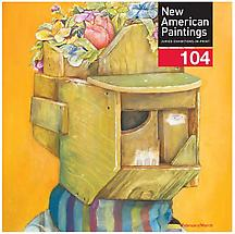 Arden Bender Browning and Nathan Pankratz selected for New American Paintings