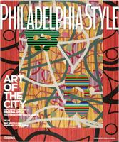 Charles Burwell featured on the summer cover of Philadelphia Style Magazine