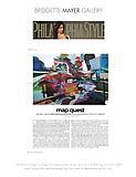 "Prichard Manko, Marni. ""map quest,"" Philadelphia Style, December 2012"