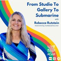 Rebecca Rutstein featured on RADIOKISMET podcast
