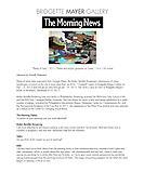 """Rabarison, Karolle. """"Street Skew,"""" The Morning News, 12/3/12"""