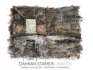 """Damian Stamer - """"Unseen"""""""