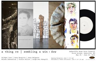 "Dana Hargrove featured in ""a thing re 