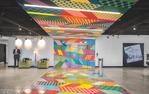 """Block, Annie. """"Dyer Brown and Isenberg Projects Transform a Boston Hotel With Vibrant Large-Scale Artworks,"""" Interior Design, 08.01.18."""