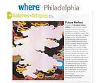 """Future Perfect,"" Where Magazine Philadelphia, 12/11."