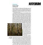 "Amor, Monica. ""Philadelphia: Eileen Neff,"" Artforum, 3/09."