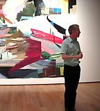 """Murphy, Mary. """"Intimacy & Dynamism in PAFA's Urbanism"""", artblog, 8/10/11."""