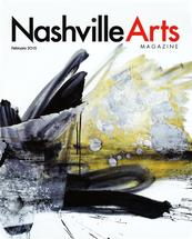 Damian Stamer reviewed in Nashville Arts Magazine
